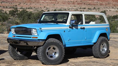jeep wrangler chief for sale jeep chief moab easter jeep safari photo gallery autoblog