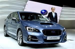Subaru Wagons Photos Subaru Levorg Sti Premium Sports 2016 From