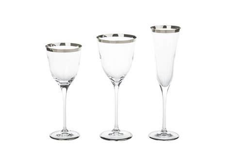 andrea fontebasso bicchieri noleggio bicchieri tuscany filo platino