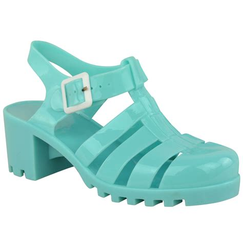 jelly sandals womens summer wedges retro jelly sandals