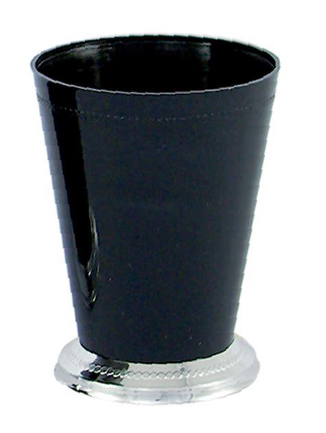 Mint Julep Vases by Black Mint Julep Vase Cup Vacuum Orna Metal
