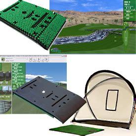 p3pro swing p3pro swing pro xc golf simulator package at intheholegolf com