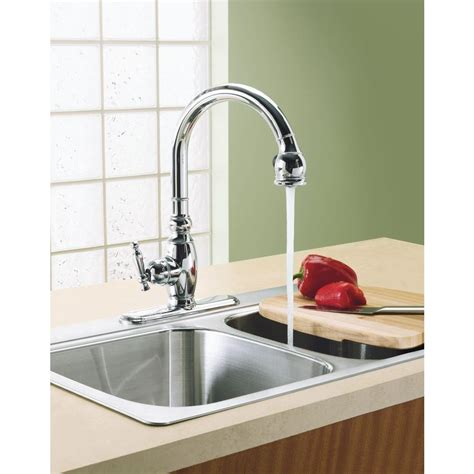 how to install a kohler kitchen faucet how to install kohler kitchen faucets rafael home biz