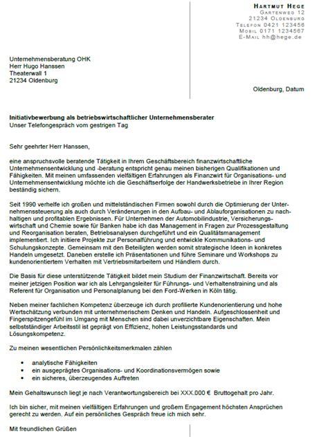 Anschreiben Bewerbung Consultant Bewerbung Diplom Finanzwirt Consultant In Einer Unternehmensberatung Ungek 252 Ndigt