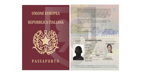 italian passport template italy passport the specialists ltd the specialists ltd