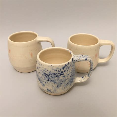 Handmade Ceramic Coffee Mugs - handmade ceramic mug coffee mug splatter mug
