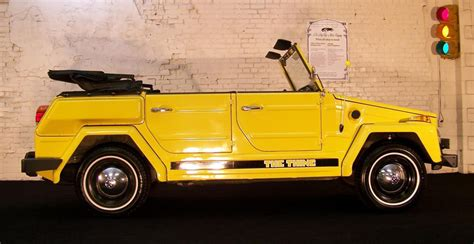 1974 volkswagen thing volkswagen thing 1974 cartype