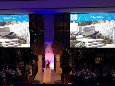 barnes interior design decoration greenwich ct associates design of fame induction gala