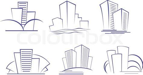 house plans architect symbols architect house plans house plan architects mexzhouse com set of modern building symbols for design stock vector