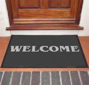 Buy Welcome Mat Welcome Door Mat Buy Free Uk Delivery Mats4u