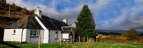 Unique Cottages Co Uk by Leac Cottage Aberchalder Lochaber Ardnamurchan