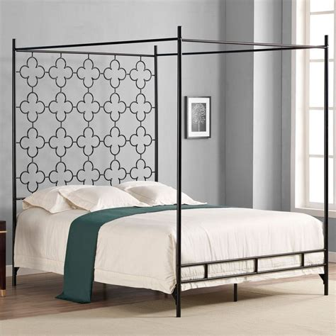 how to make a canopy bed without posts 17 best images about four poster beds on pinterest