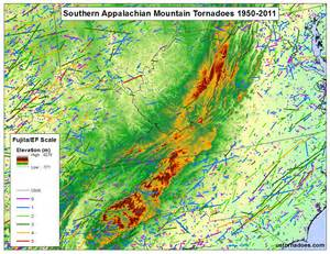 tornadoes don t happen in mountains or do they debunking