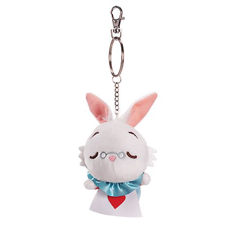 cheshire cat white rabbit in key chains