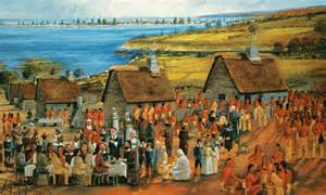 The First Thanksgiving 1621 Thanksgiving Fun Facts American Profile