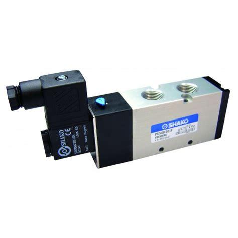 shako pu series pilot solenoid valve