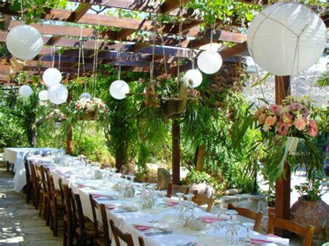 garden decoration cyprus ionian weddings the cyprus secret garden wedding