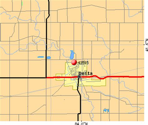 delta ohio map 43515 zip code delta ohio profile homes apartments