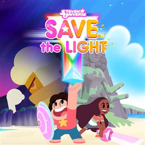 Steven Universe Save The Light For Playstation 4 2017
