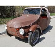 Picture Velorex Oskar Retro Automobile