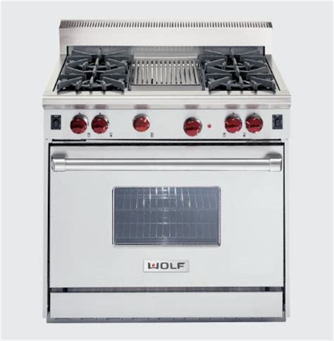 Wolf Electric Range Pictures To | 36 quot wolf gas range gas ranges and electric ranges by sub zero and wolf