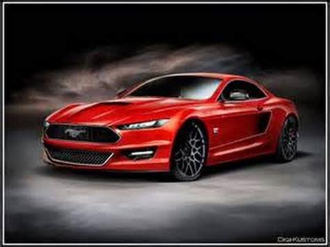 hybrid mustang 2020  will ford kill the v8? youtube