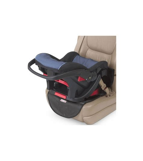 baby car seat protector summer infant duomat 2 in 1 car seat protector