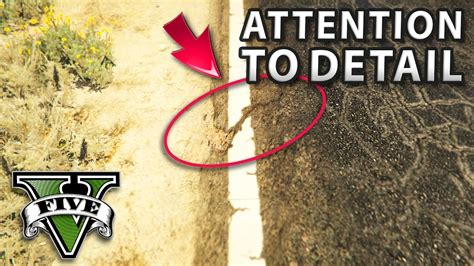 The Is In The Details gta v attention to detail part 1
