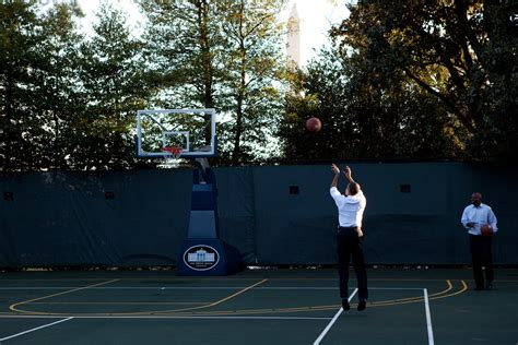 shooting at the white house white house spins obama s lousy jump shot salon com
