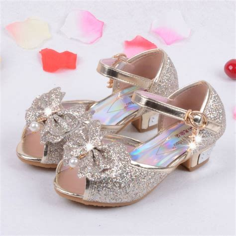 enfants 2016 children princess sandals wedding