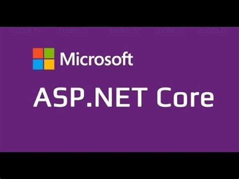 Tutorial Asp Net Core Mvc | part 5 asp net core mvc tutorial database code first