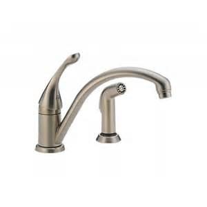 pull faucets kitchen delta kitchen faucets on delta faucet linden series single handle