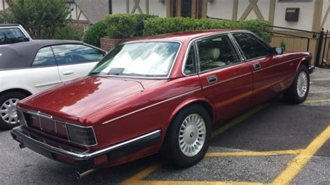 1994 jaguar xj12 1994 jaguar xj12 6 0 litre v12 sedan flamenco like new