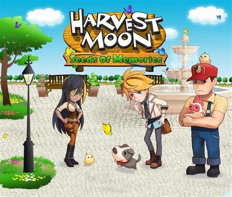 harvest moon seed bagas31 harvest moon seeds of memories บ นท กผ พ ฒนา 2 pookpuk
