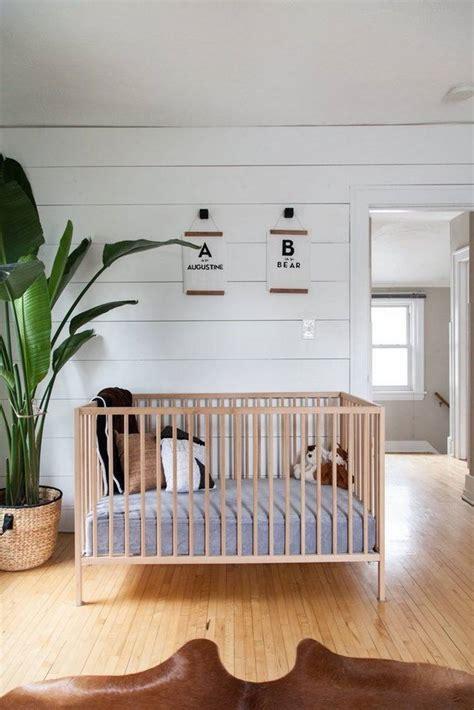 chambre bebe noir d 233 co chambre b 233 b 233 fille et gar 231 on en style scandinave pour