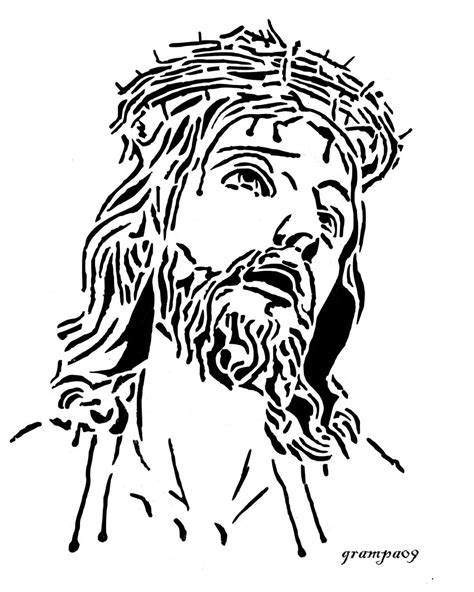 printable crown of thorns thorn crown colouring pages