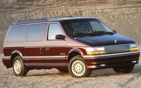 all car manuals free 1993 chrysler town country regenerative braking used 1993 chrysler town and country for sale pricing features edmunds
