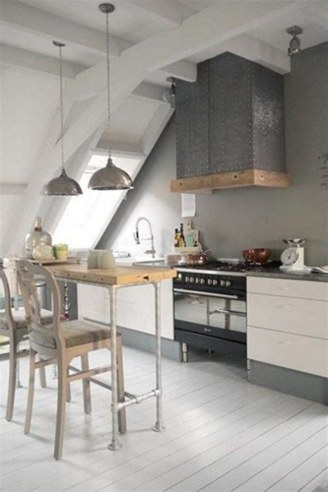 attic kitchen ideas 30 edgy attic kitchen design ideas comfydwelling
