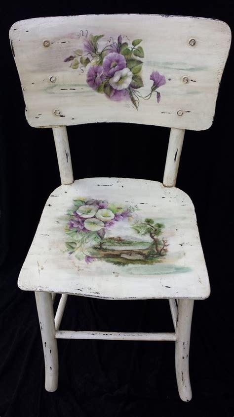 Decoupage Chairs For Sale - decoupage ideas