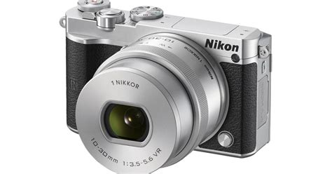 nikon gives j5 retro design better sensor flip up lcd digital trends