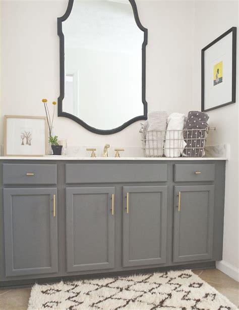 25 best dark cabinets bathroom ideas on pinterest dark wonderful best 25 gray bathroom vanities ideas on