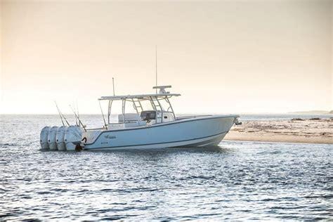 mako boats 2018 new 2018 mako 414 cc bluewater family edition power boats