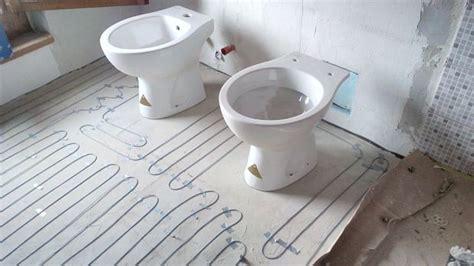 consumo riscaldamento a pavimento esempi di installazione cavi scaldanti autoregolanti ed