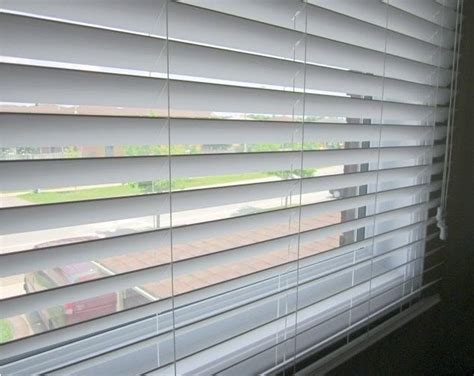 Horizontal Blinds China Horizontal Blind Faux Wood 2 Inches China
