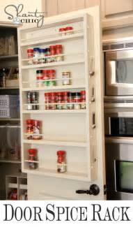 Pantry Door Rack by 10 Ideas For Storing More In Your Pantry