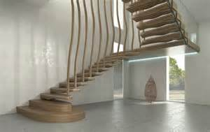treppe schwebende stufen schwebende und freitragende treppen sillertreppen
