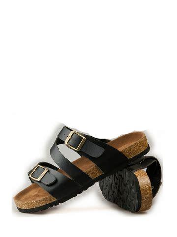 Sandal Wanita Gaya sandal wanita model casual terbaru gaya masa kini gaya