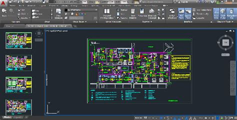 Blood Bank Project Electrical Autocad Projects Free DWG