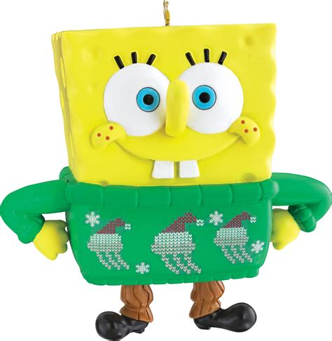 spongebob ornaments 2016 spongebob squarepants carlton ornament from