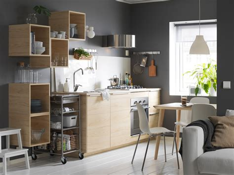 ikea kitchen furniture bring a cosy nordic touch to your kitchen